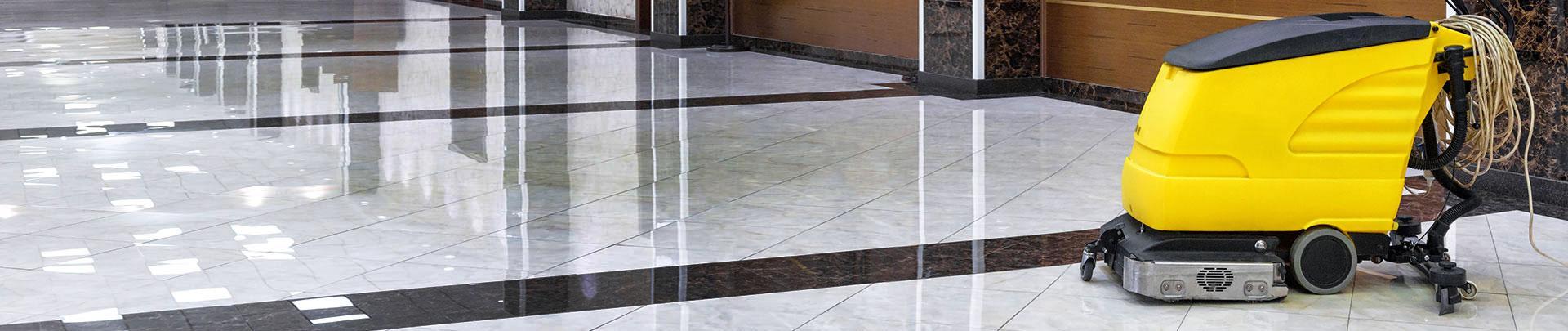 maszyna do czyszczenie podłogi
