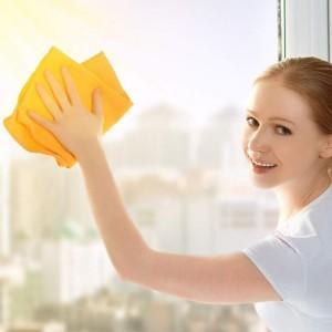 czyszczenie okien
